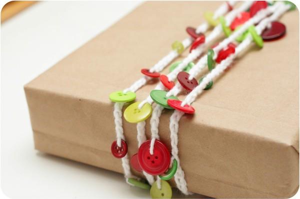 Opakowanie prezentu - Inspiracja DIY